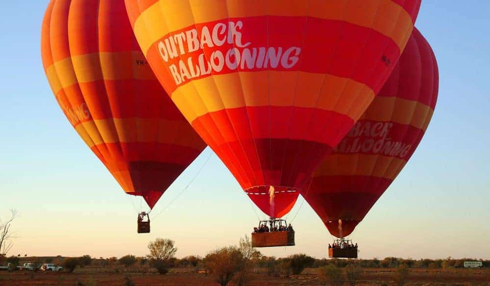 Outback Ballooning - Local Attractions
