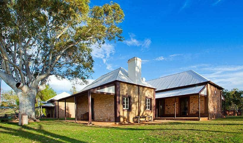 Telegraph STation - Local Attractions