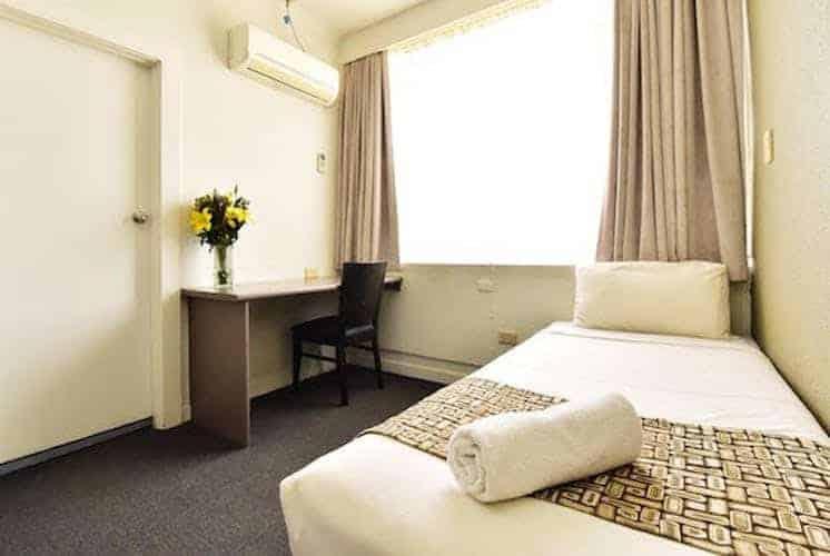 budgetsingle cta - Accommodation