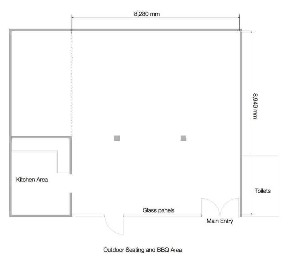 Noonies Floorplan