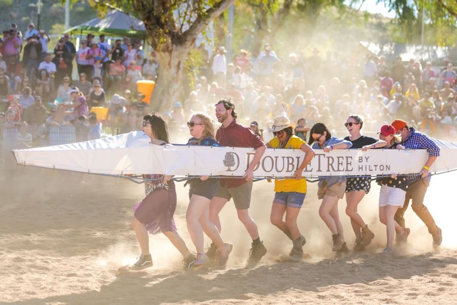 diplomat alice springs rotary henley todd regatta - Rotary Henley on Todd Regatta - August 2018