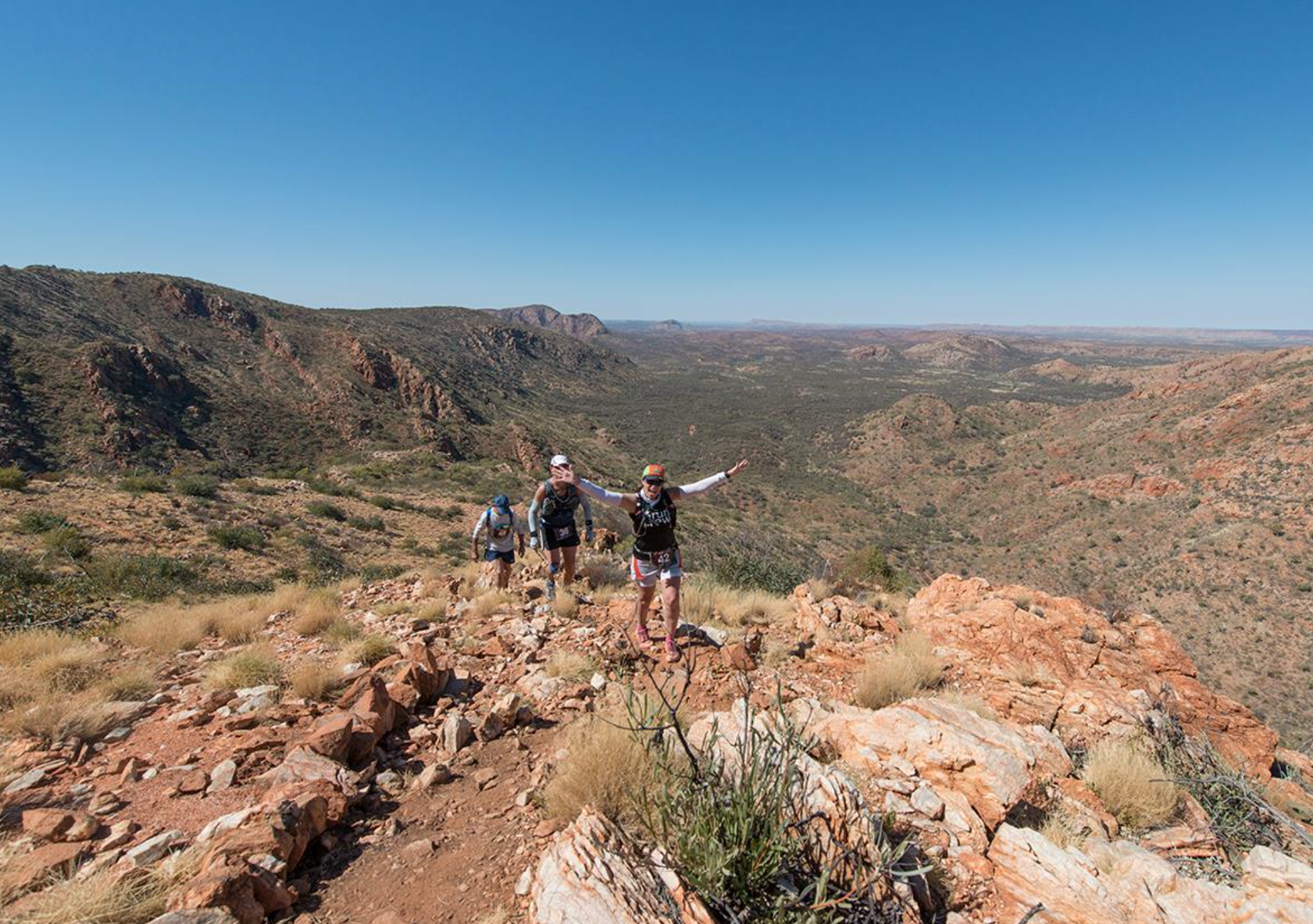run larapinta diplomat alice springs - Run Larapinta - August 2018